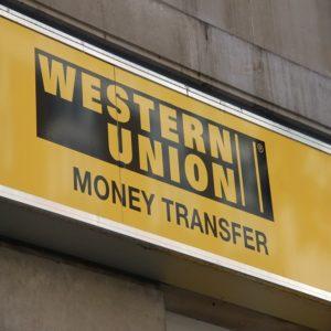 Какие банки работают с Вестерн Юнион