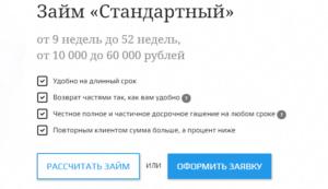 МФО Деньги в долг