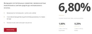 Вклады в Росгосстрах банке